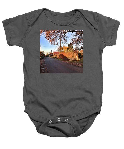 It Looks Like We've Found Our New Home Baby Onesie