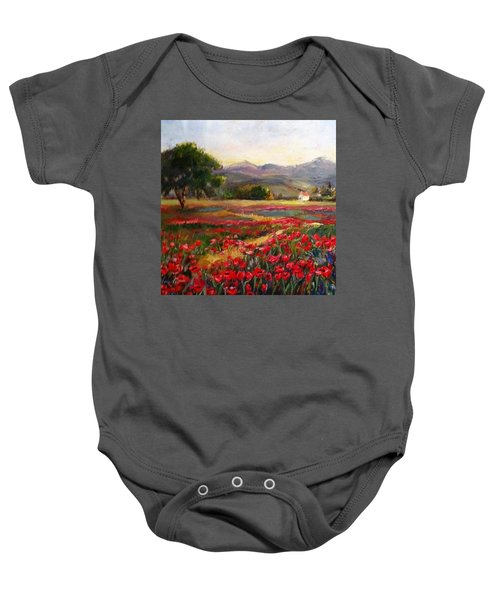 It's Worth A Try...i Need Your Votes! Baby Onesie