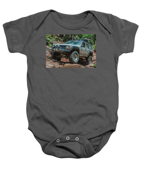 Jeep Cherokee Baby Onesie