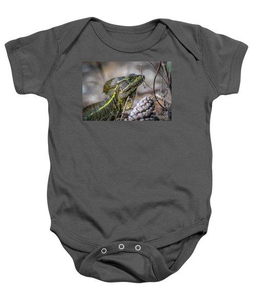 Jesus Lizard #2 Baby Onesie