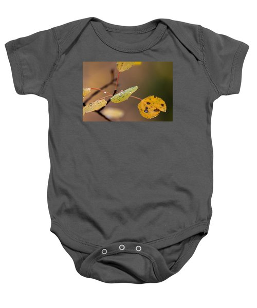 Jewels Of Autumn Baby Onesie