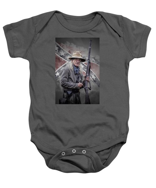 Johnny Reb Baby Onesie