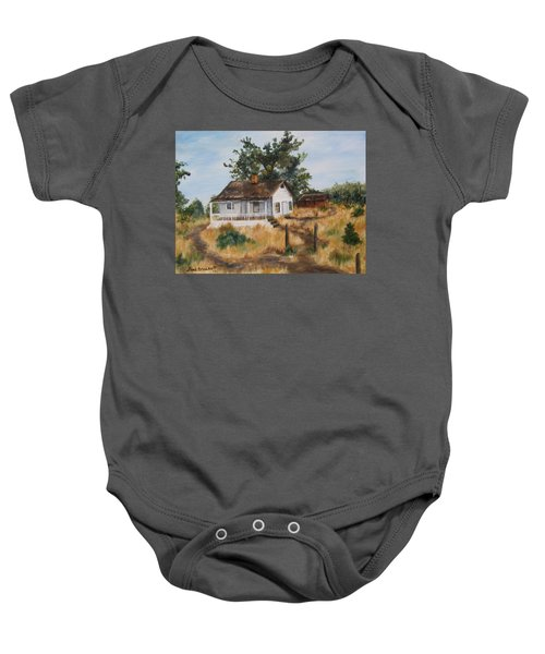 Johnny's Home Baby Onesie
