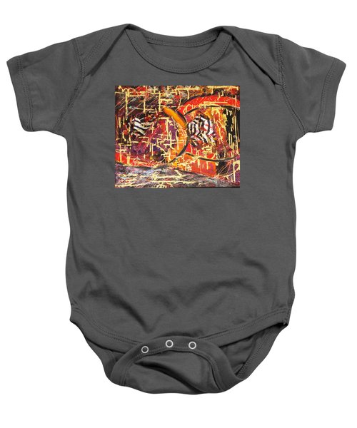 Joy Of Life Baby Onesie