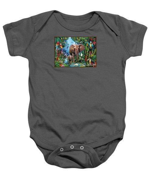 Jungle Baby Onesie