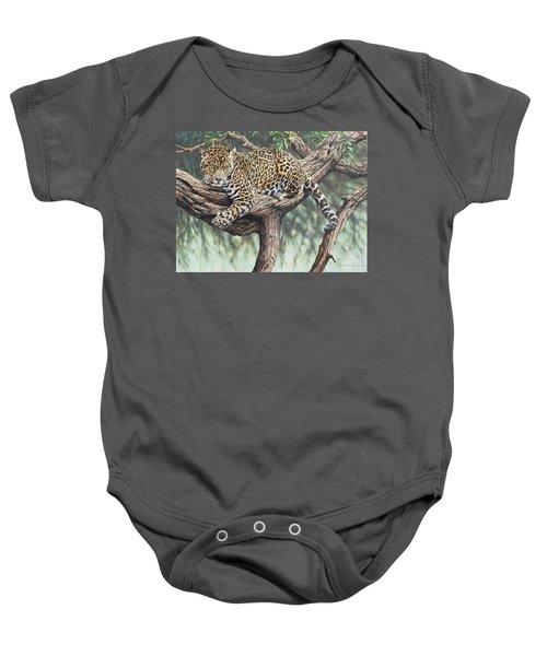 Jungle Outlook Baby Onesie