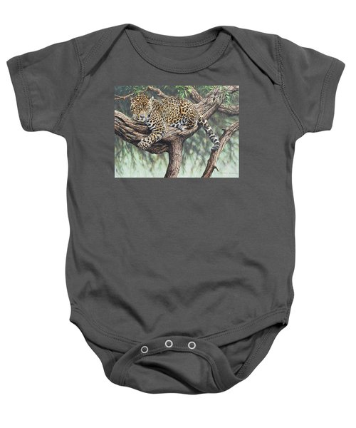 Jungle Outlook Baby Onesie