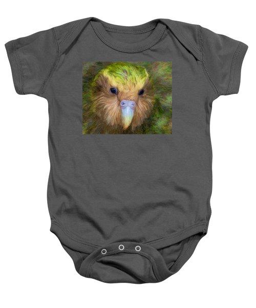 Kakapo Baby Onesie