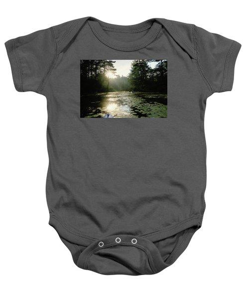 Kayaking Baby Onesie