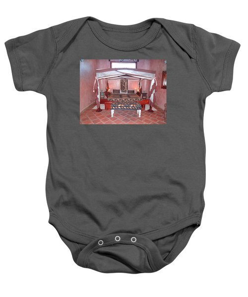 Kenyan African Traditional Double Bed Baby Onesie