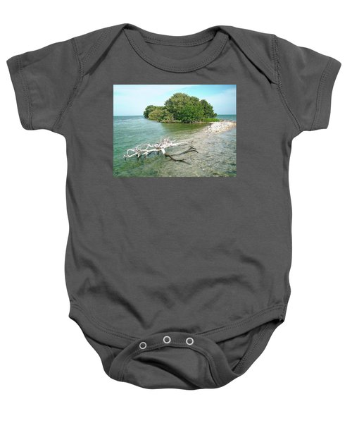 Key Largo Out Island Baby Onesie