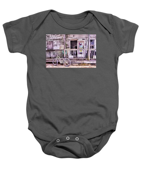 Key West Flower Shop Baby Onesie