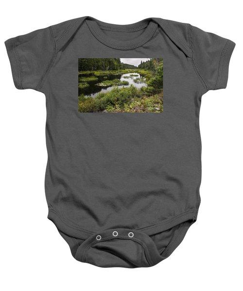 Killarney Marsh-4643 Baby Onesie