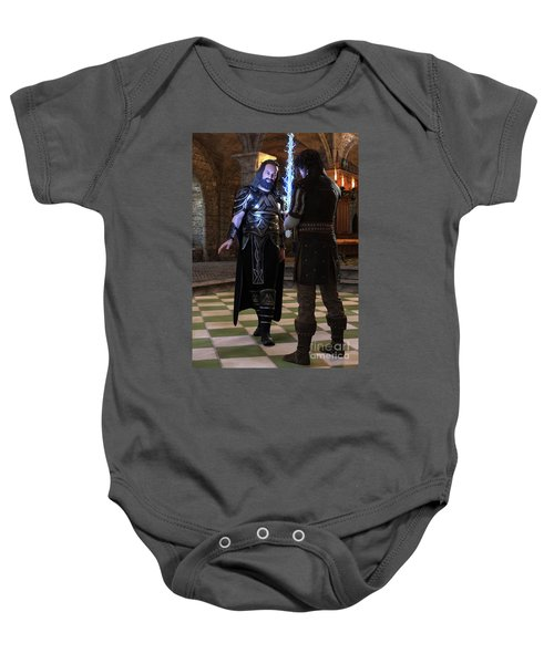 King Edward Baby Onesie