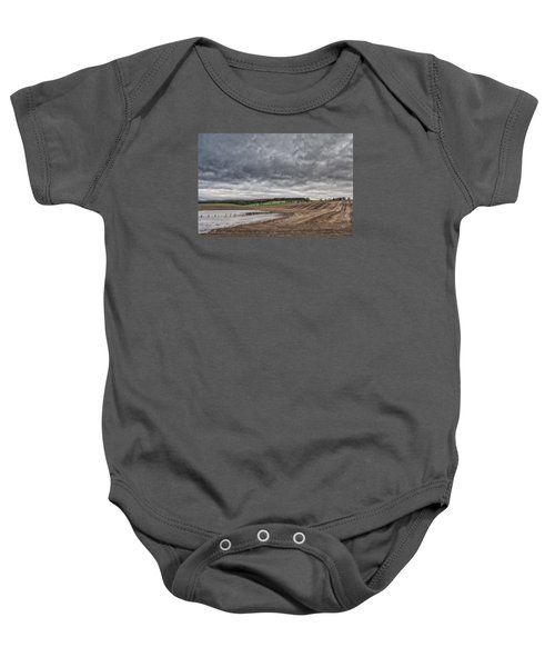 Kingdom Of Fife Baby Onesie