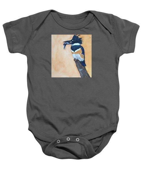 Kingfisher-2 Baby Onesie