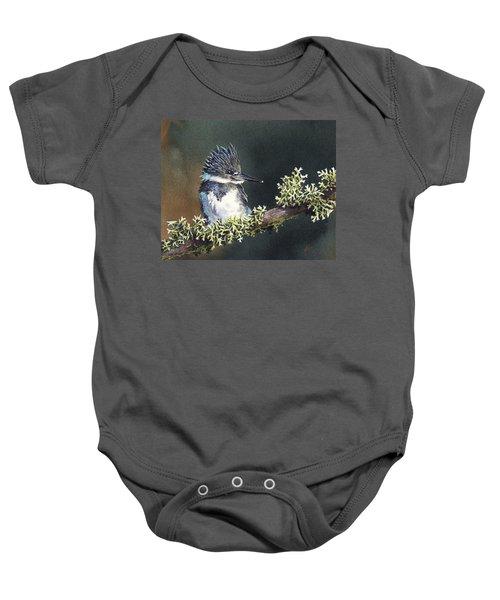 Kingfisher II Baby Onesie