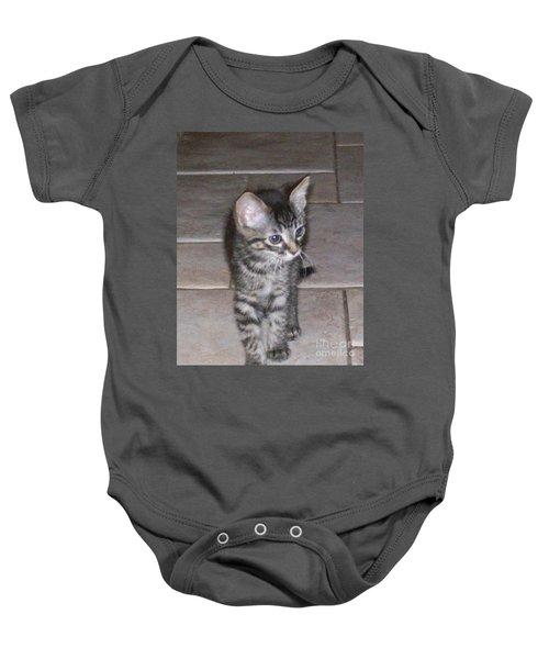 Martius Kitten Baby Onesie