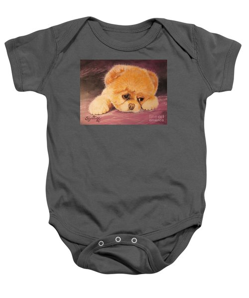 Flying Lamb Productions     Koty The Puppy Baby Onesie