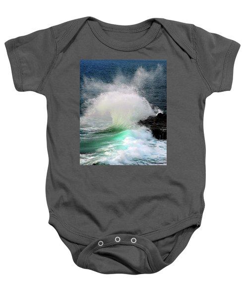 La Jolla Surge Baby Onesie