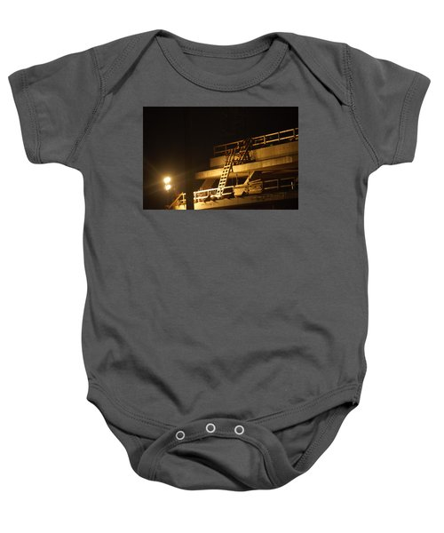 Ladder Baby Onesie