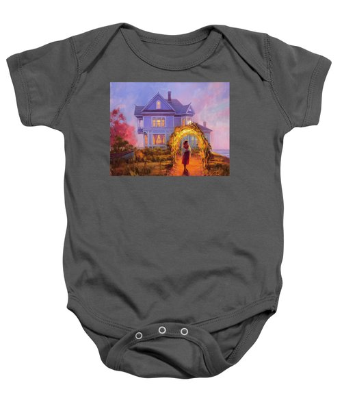Lady In Waiting Baby Onesie