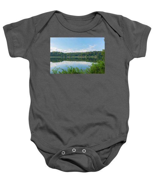 Lake Junaluska #3 September 9 2016 Baby Onesie