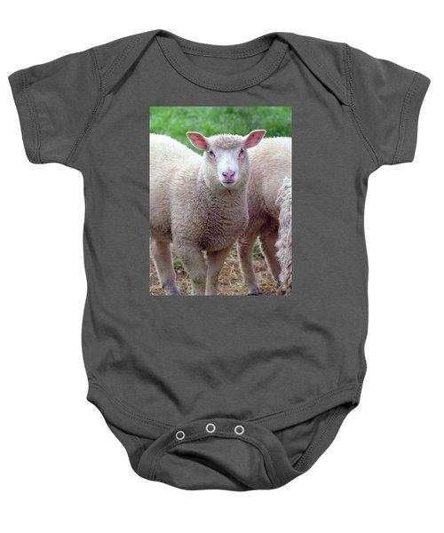 Lamb Baby Onesie