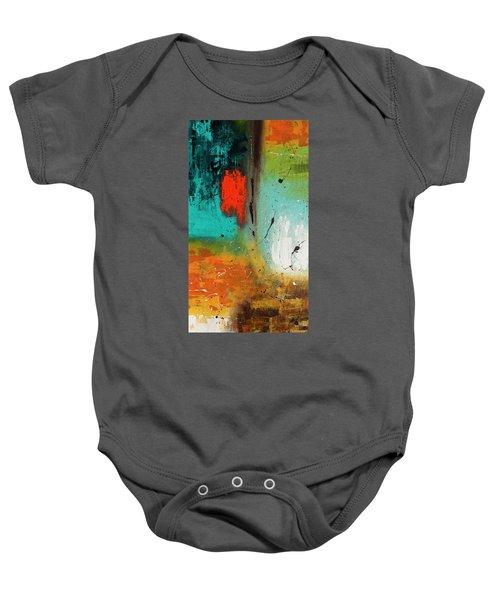 Landmarks Baby Onesie