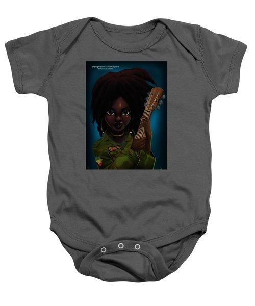 Lauryn Hill Baby Onesie
