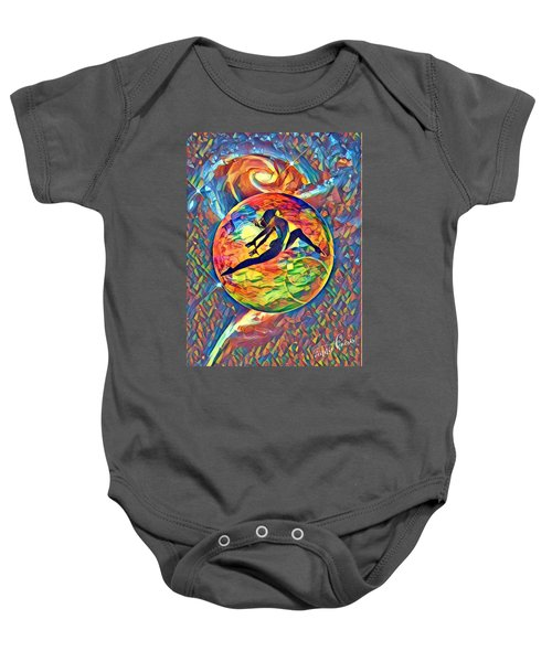 Leaping Home Baby Onesie