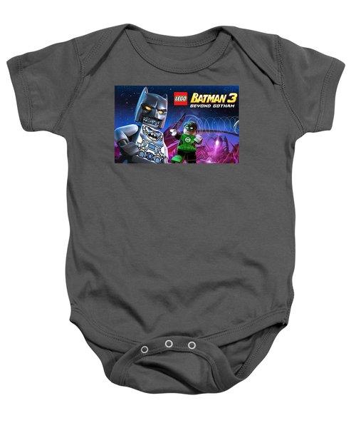 Lego Batman 3 Beyond Gotham Baby Onesie