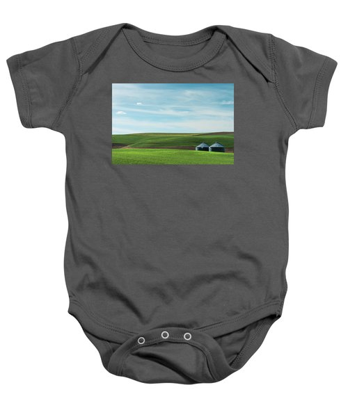 Less Is More. Baby Onesie
