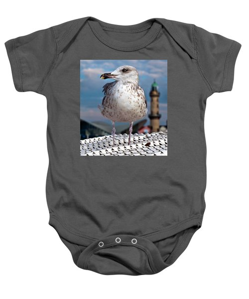Liberty Of An Pacific Gull Baby Onesie