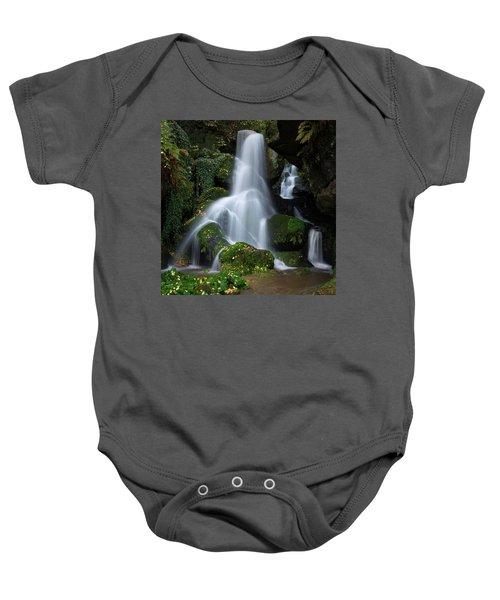 Lichtenhain Waterfall Baby Onesie