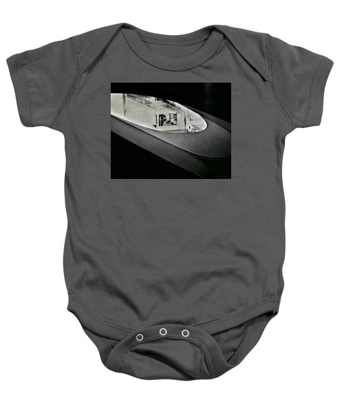 Life Outside The Window Baby Onesie