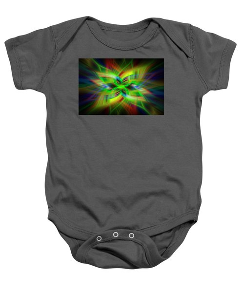 Light Abstract 1 Baby Onesie