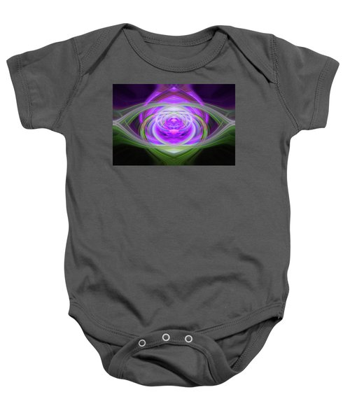 Light Abstract 3 Baby Onesie