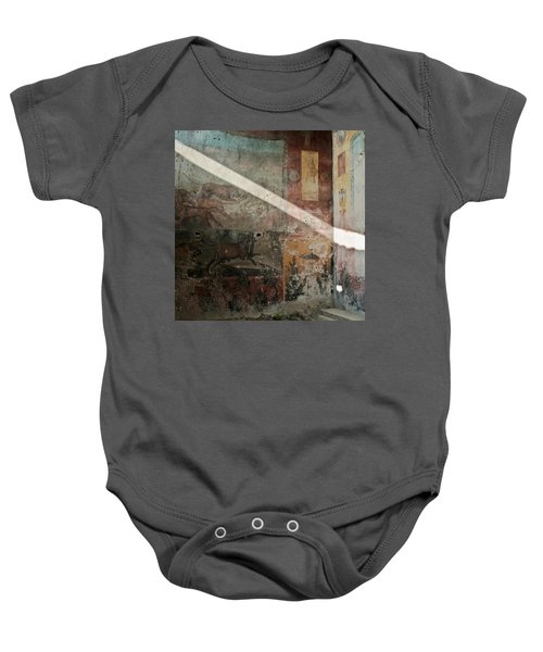 Light On The Past Baby Onesie