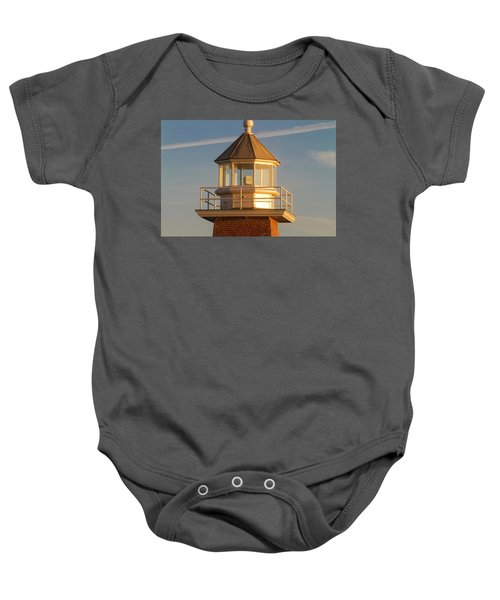 Lighthouse Wonder Baby Onesie
