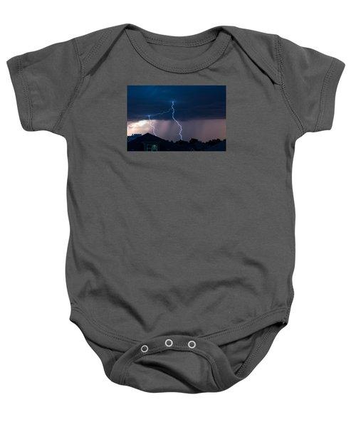 Lightning 2 Baby Onesie