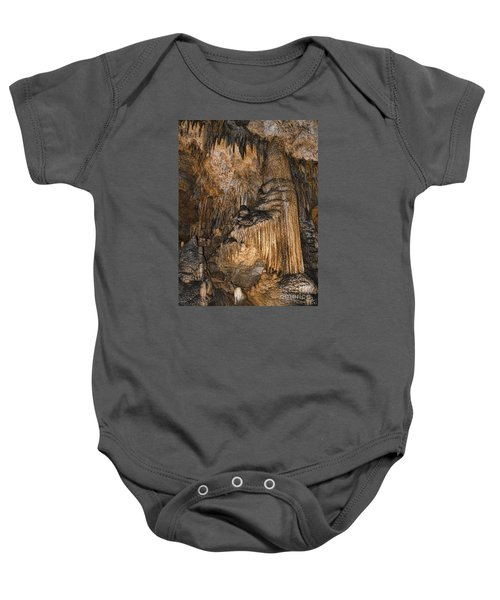 Like Organ Pipes They Stand Baby Onesie