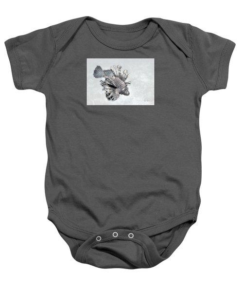Lionfish Baby Onesie