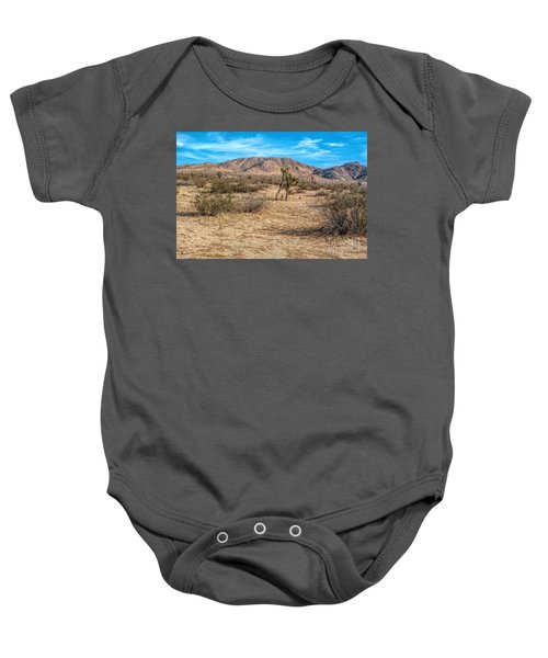 Little Butte Baby Onesie
