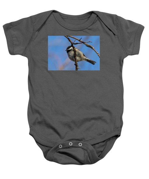 Little Chickadee Baby Onesie