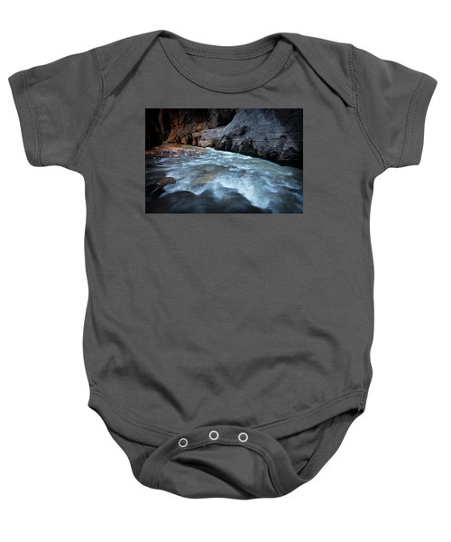 Little Creek Baby Onesie