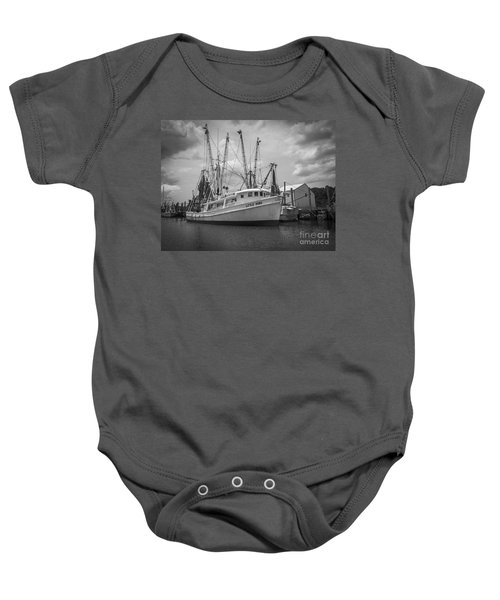 Little Hobo Baby Onesie
