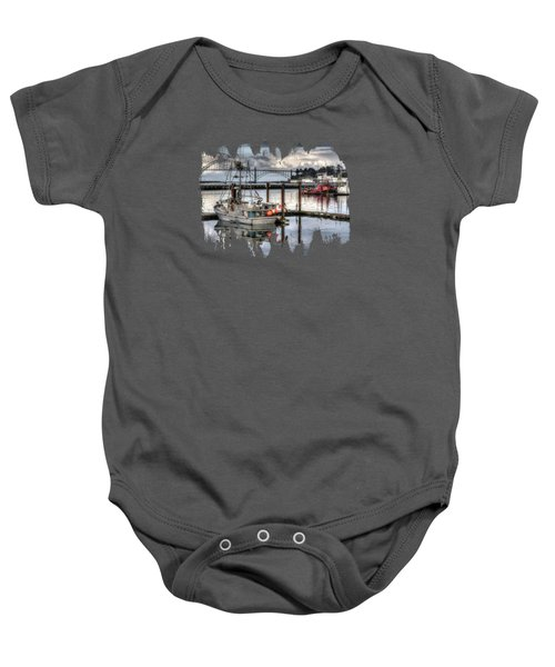 Little J Baby Onesie