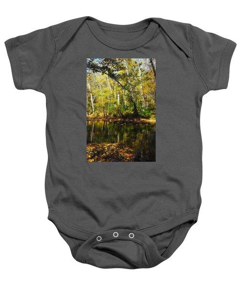Little Miami River Baby Onesie