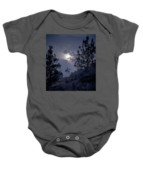 Little Pine Baby Onesie